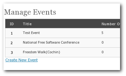 Eventr - Event Registration Plugin for WordPress